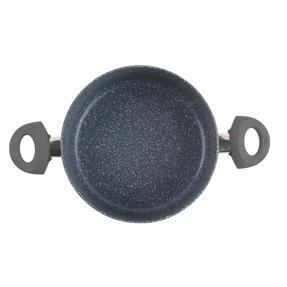Russell Hobbs Blue Marble 24 cm Non-Stick Stockpot, Pressed Aluminium Thumbnail 4