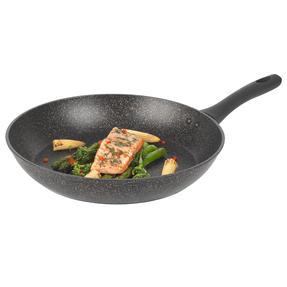 Russell Hobbs Crystaltech Non-Stick Frying Pan | 28 cm | Metal Utensil Safe | Bronze Thumbnail 2
