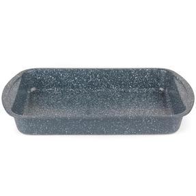 Russell Hobbs Nightfall Stone Roasting Tray, 38 cm, Blue Marble