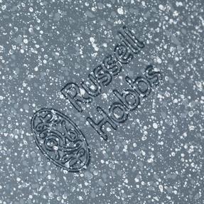 Russell Hobbs Nightfall Stone Roasting Tray, 38 cm, Blue Marble Thumbnail 6