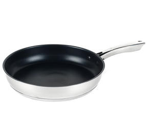 Russell Hobbs Optimum Collection Stainless Steel Frying Pan, 28 cm