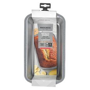 Progress® BW08280EU Non-Stick Metallic Marble Loaf Pan | 28 cm | Carbon Steel | Dishwasher Safe Thumbnail 3