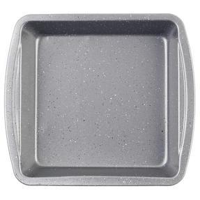 Progress® BW08261EU Non-Stick Metallic Marble Square Pan | 26 cm | Carbon Steel | Dishwasher Safe Thumbnail 2