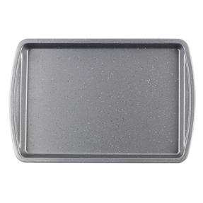 Progress® BW08282EU Non-Stick Metallic Marble Baking Tray | 38 cm | Carbon Steel | Dishwasher Safe Thumbnail 2
