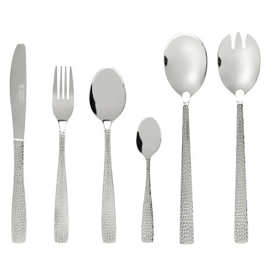Russell Hobbs® RH01694EU Kensington Cutlery Set, Stainless Steel, 18 Piece