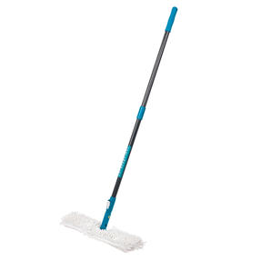 Beldray LA026750UFEU7 Anti Bac Double Sided Bending Mop | Treated with Anti-Bac Protection | Turquoise Thumbnail 1