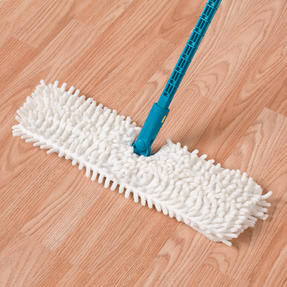 Beldray LA026750UFEU7 Anti Bac Double Sided Bending Mop | Treated with Anti-Bac Protection | Turquoise Thumbnail 2