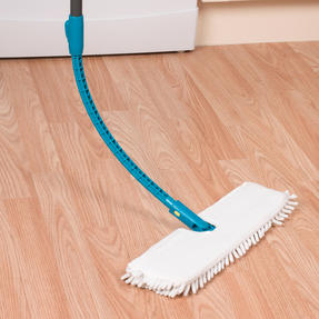 Beldray LA026750UFEU7 Anti Bac Double Sided Bending Mop | Treated with Anti-Bac Protection | Turquoise Thumbnail 6