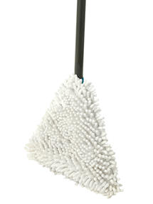 Beldray® LA026378PK10UFEU7 Anti-Bac Triangle Extendable Bending Mop   Treated with Anti-Bac Protection   Extendable Handle   Machine Washable Thumbnail 4