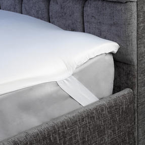 Dreamtime MFDT95952UF Antibacterial 2.5 cm Memory Foam Topper | Double | Treated with AntiBac Protection Thumbnail 3
