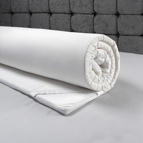 Dreamtime MFDT95952UF Antibacterial 2.5 cm Memory Foam Topper | Double | Treated with AntiBac Protection Thumbnail 7