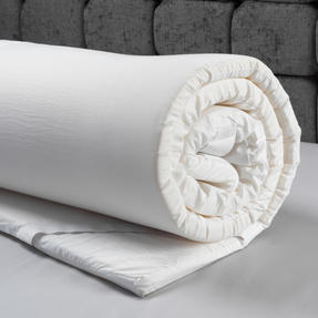 Dreamtime MFDT95976UF Antibacterial 2.5 cm Memory Foam Topper | King Size | Treated with AntiBac Protection Thumbnail 4