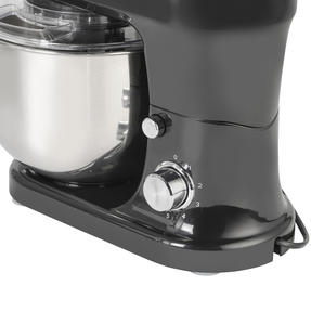 Salter® EK4245BLACK Stand Mixer with 6 Speed Settings and 5 Litre Capacity, 1200 W, Stainless Steel, Black Thumbnail 2