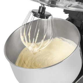 Salter® EK4245BLACK Stand Mixer with 6 Speed Settings and 5 Litre Capacity, 1200 W, Stainless Steel, Black Thumbnail 9