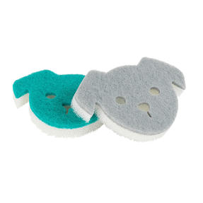 Beldray® LA075734EU7 Pet Plus+ Pet Bowl Sponge | Pack of 2 Thumbnail 2