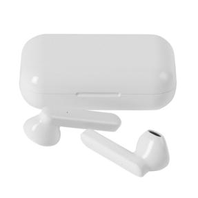 Intempo® EE6011WCWHTSTKEU7 Sync Bluetooth Wireless Earphones with Wireless Charging Case, White Thumbnail 5