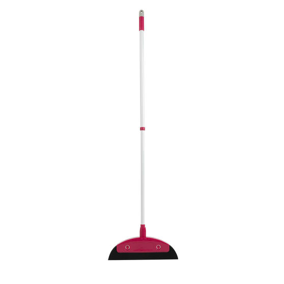 Kleeneze® KL076137EU7 Telescopic Foam Brush with Extendable 120 cm Handle   Perfect for Cleaning Pet Hair & Dust