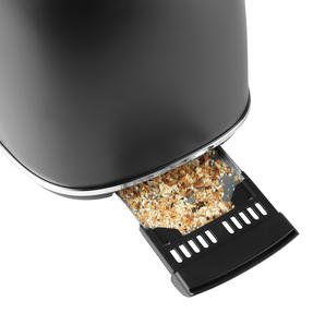 Salter® EK3398LDLBLK Naturals 2-Slice Toaster, 815 W, Black Thumbnail 5