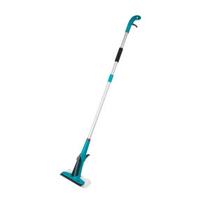 Beldray® LA070230 2 In 1 Spray Window Cleaner | Extendable Handle Upto 128cm| 200ml Capacity | Turquoise Thumbnail 1