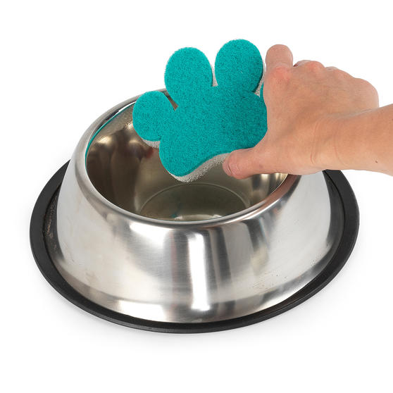 Beldray® LA075659EU7 Pet Plus Pet Bowl Sponge | Super Tough | Double-Sided | Erg Thumbnail 3