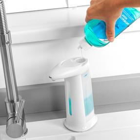 Beldray LA076595EU7  Refillable 350ml Automatic Soap Dispenser| Touchless and Handsfree Design Thumbnail 3