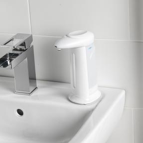 Beldray LA076595EU7  Refillable 350ml Automatic Soap Dispenser| Touchless and Handsfree Design Thumbnail 8