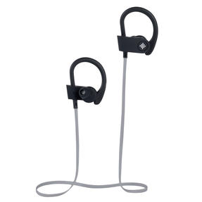 Intempo® EE5207BLKGRYSTKEU7 Active WDS Bluetooth Running Set | Includes Arm Band to Hold Phone | 10 m Wireless Range | Ideal For Running and the Gym | Black and Grey Thumbnail 4