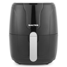 Salter EK3960 Go Healthy Digital Air Fryer  4.5 Litre   1300W   Digital Temperature Control And 30 Minute Timer   Removable Non-Stick Cooking Basket   Preheating Function