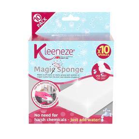 Kleeneze® KL076519EU7 Magic Sponge | Just Add Water | Multipurpose | Pack Of 10 Thumbnail 5