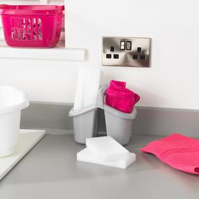Kleeneze® KL076519EU7 Magic Sponge | Just Add Water | Multipurpose | Pack Of 10 Thumbnail 7