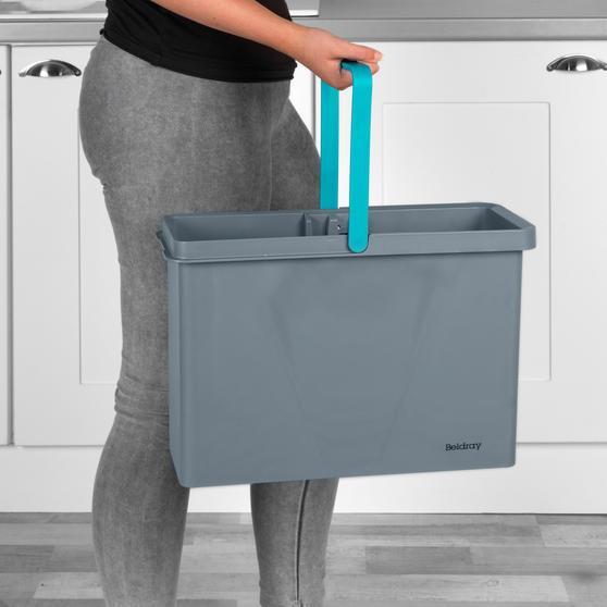 Beldray® LA071477EU7 Pet Plus+ TPR X-Shape Mop and Bucket | Built-In Wring Funct Main Image 4
