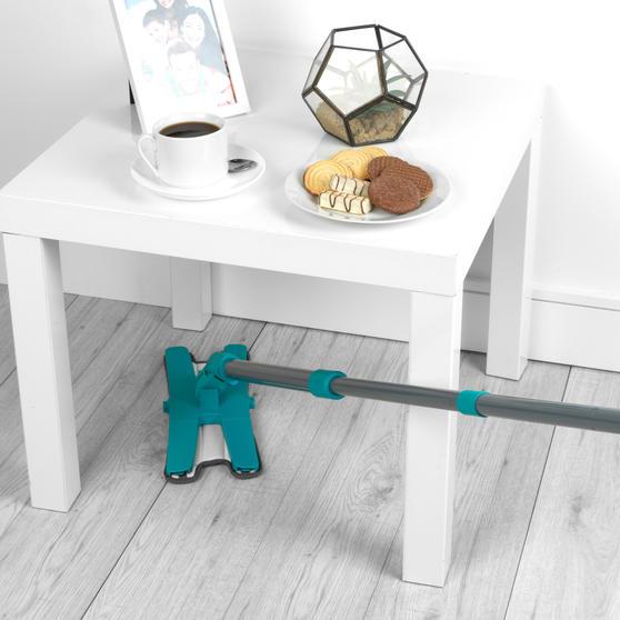Beldray® LA071477EU7 Pet Plus+ TPR X-Shape Mop and Bucket | Built-In Wring Funct Main Image 6