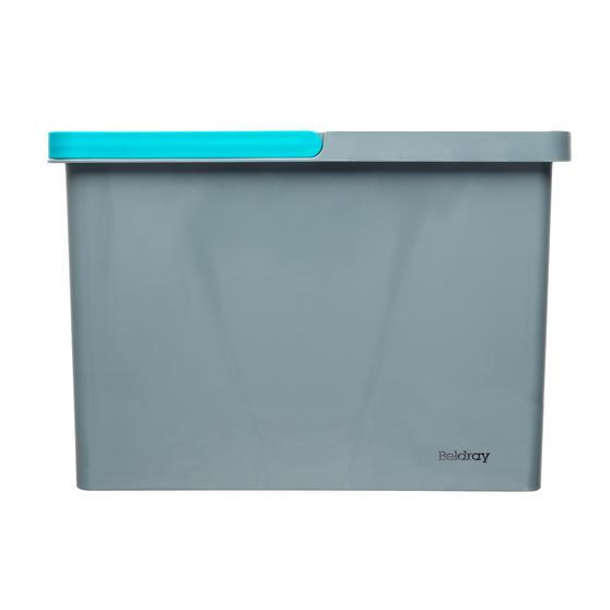 Beldray® LA071477EU7 Pet Plus+ TPR X-Shape Mop and Bucket | Built-In Wring Funct Thumbnail 2