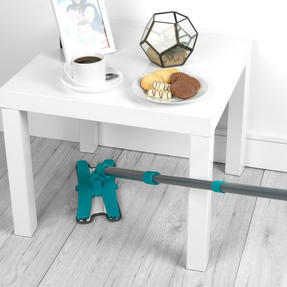 Beldray® LA071477EU7 Pet Plus+ TPR X-Shape Mop and Bucket  Built-In Wring Function | Extends to 132 cm | Suitable for Hard Floors Thumbnail 6