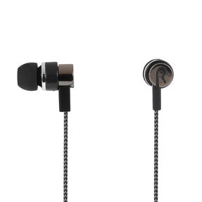 Intempo® EE3794GRYSTKEU1 Encore WS 15 Earphones | Superior Sound | Tangle Free Cable | Soft Touch Finish | Grey Thumbnail 3