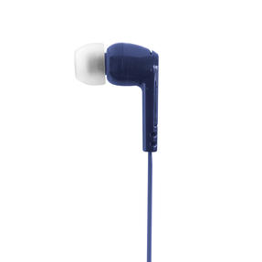 Intempo® EE1399NAVSTKEU Buddy Earphones | Built- in Splitter | 3 Sets of Ear Cushions | 1.2 Metre Cable | Navy Thumbnail 5