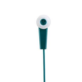 Intempo® EE1399GRNSTKEU Buddy Earphones | Built- in Splitter | 3 Sets of Ear Cushions | 1.2 Metre Cable | Green Thumbnail 4