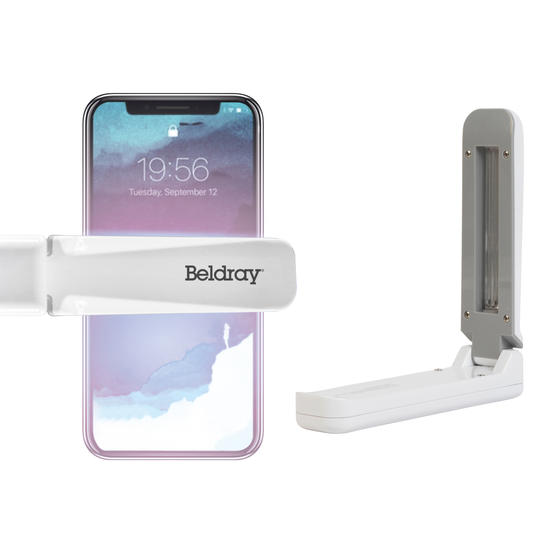 Beldray® EE5968WHTSTKEU7 AntiBac Compact UV-C Light Sterilisation Wand   Portabl Thumbnail 1