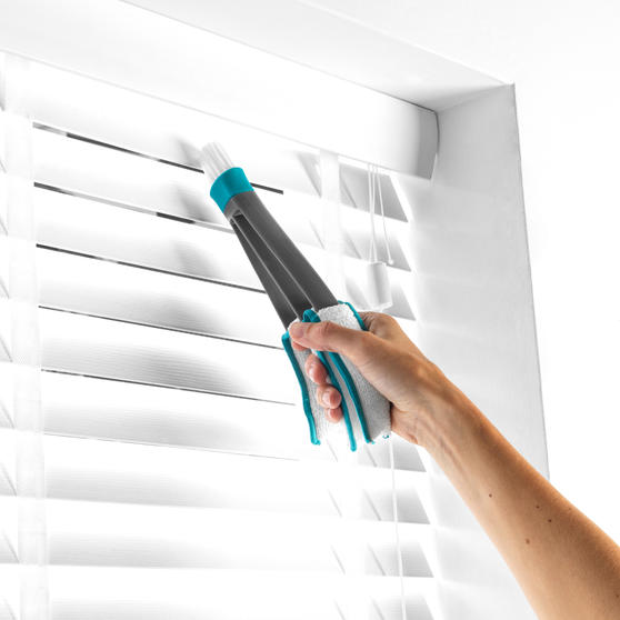 Beldray Microfibre 2 In 1 Blind Cleaner with Two Replacement Cleaning Pads| Perfect For Blinds and Shutters Main Image 5
