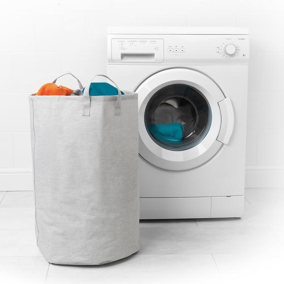 Beldray® LA072696EU7 Recycled Laundry Hamper | Manufactured From Recycled Plasti Main Image 2
