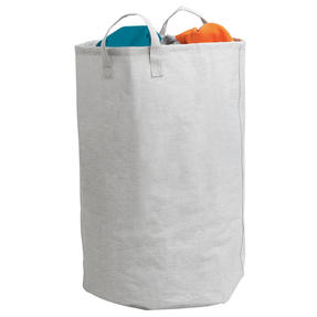 Beldray® LA072696EU7 Recycled Laundry Hamper | Manufactured From Recycled Plastic Bottles | Lightweight | Easy to Carry | Foldable