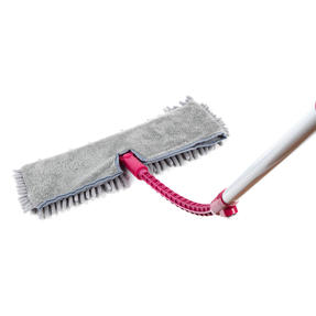 Kleeneze KL026750UFEU7 2-in-1 Flexi Mop with Extendable Neck | Treated with Anti Bac Protection Thumbnail 4