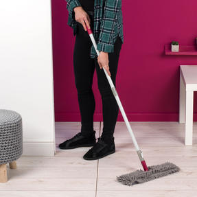Kleeneze KL026750UFEU7 2-in-1 Flexi Mop with Extendable Neck | Treated with Anti Bac Protection Thumbnail 6