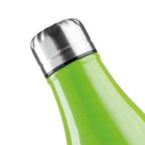 Britto KBR44-PCU Green & Pop Art Heart Insulated Flask Bottle | 500 ml | Stainless Steel Thumbnail 3
