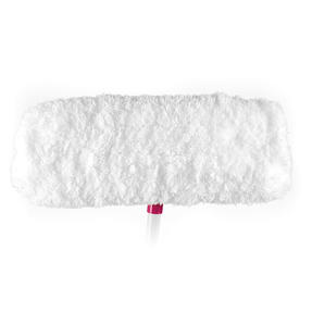 Kleeneze® KL079619EU7 All in One Flat Head Mop with Extendable Handle | Interchangeable Fluffy/Scrubbing/Microfibre Cleaning Pads | Perfect for Hard Floors Thumbnail 8