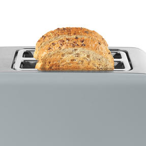 Salter® 2-Slice Toaster with Wide Slots & Removable Crumb Tray | 850 W | Defrost/Reheat/Cancel Thumbnail 4