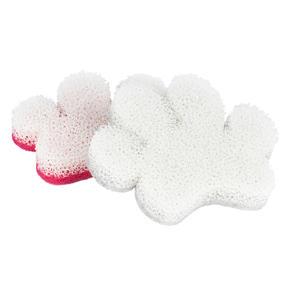 Kleeneze® KL080554EU7 2-Pack Pet Bowl Sponges | Non-Scratch Scourer | Avoids Cross Contamination with Kitchen Crockery | Comfortable Grip Thumbnail 2