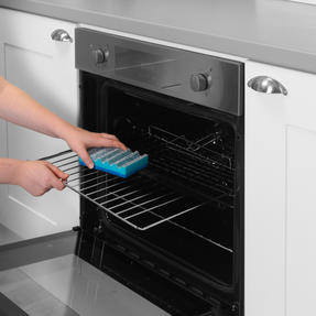 Beldray® LA080530EU7 Large Oven and Grill Scourer   Ideal for Cleaning Grills, Ovens, BBQ's   Anti-Scratch   Ideal for Tough Stains & Baked On Grime Thumbnail 2