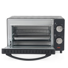 Salter® EK4358 10 Litre Toaster Oven | Compact Design | Variable Temperature Control | 60-Minute Timer | Automatic Safety Shut-Off Thumbnail 5