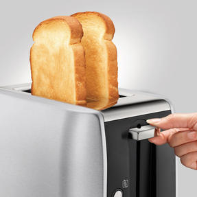 Morphy Richards 222057 Stainless Steel Equip 2-Slice Toaster Thumbnail 2